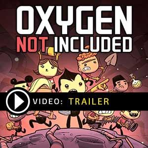 Koop Oxygen Not Included CD Key Goedkoop Vergelijk de Prijzen