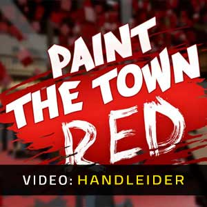 Paint The Town Red Video-opname