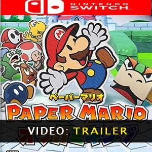 Koop Paper Mario The Origami King Nintendo Switch Goedkope Prijsvergelijke
