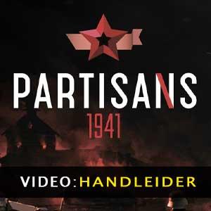 Partisans 1941 Aanhangwagenvideo