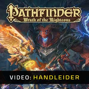 Pathfinder Wrath of the Righteous Video-opname