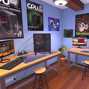 PC Building Simulator Werkplaats