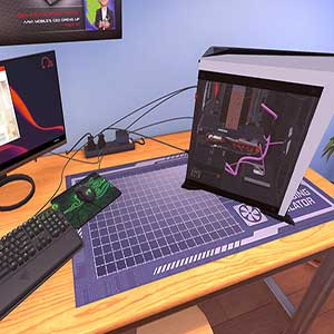 PC Building Simulator CPU