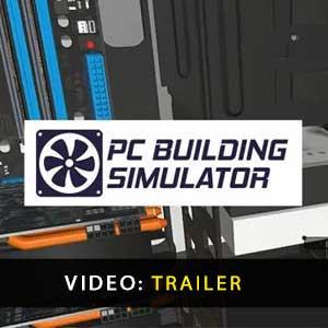 PC Building Simulator Video-opname