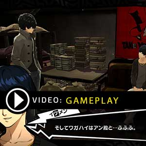 Persona 5 Royal Gameplay Video