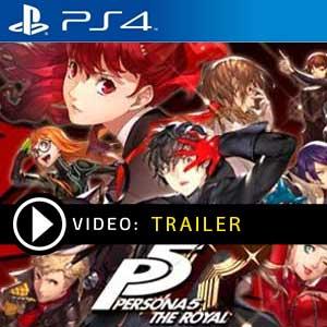 Koop Persona 5 Royal PS4 Goedkoop Vergelijk de Prijzen