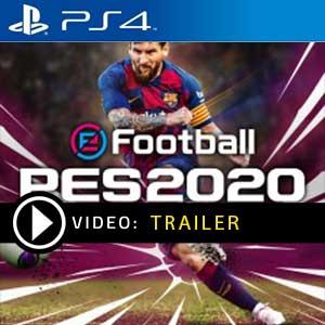 Koop PES 2020 PS4 Goedkoop Vergelijk de Prijzen