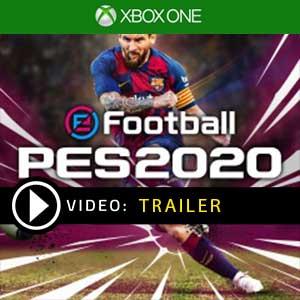 Koop PES 2020 Xbox One Goedkoop Vergelijk de Prijzen