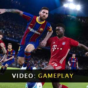 PES 2021 Season Update Gameplay Video
