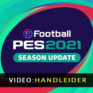 PES 2021 Season Update aanhangwagenvideo