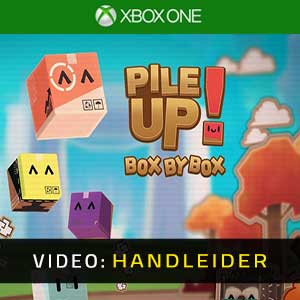 Pile Up Box by Box Xbox One Video-opname