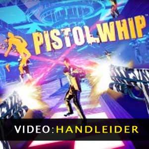 Pistol Whip Video-opname