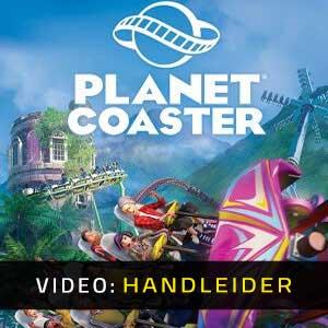 Planet Coaster Video-opname