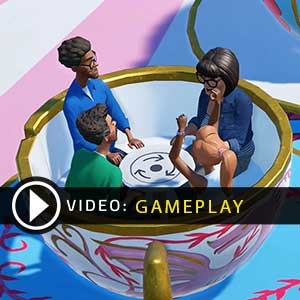 Planet Coaster Gameplay Video