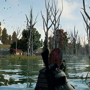 PlayerUnknowns Battlegrounds voertuigen