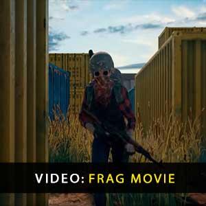 Playerunknowns Battlegrounds Frag Movie