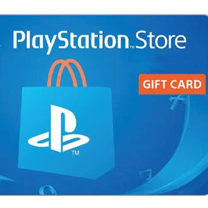 Playstation Gift Card PlayStation Store cadeaubon