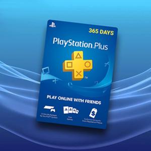 Playstation Plus 365 Days CARD - Game kaart