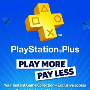 Playstation Plus 365 Days CARD - 365 dagen abonnement