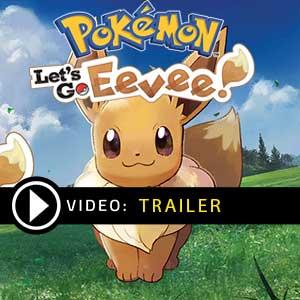 Koop Pokemon Lets Go, Eevee Nintendo Switch Goedkope Prijsvergelijke