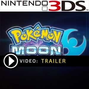 Koop Pokemon Moon Nintendo 3DS Download Code Prijsvergelijker