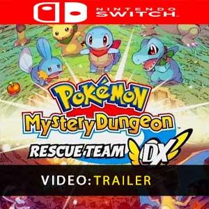 Koop Pokemon Mystery Dungeon Rescue Team DX Nintendo Switch Goedkope Prijsvergelijke