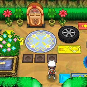 Pokemon Omega Ruby Nintendo 3DS Lobby