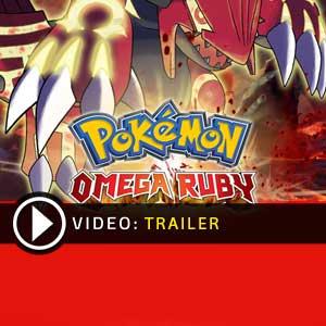 Koop Pokemon Omega Ruby Nintendo 3DS Download Code Prijsvergelijker