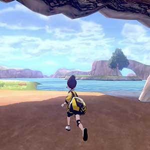 Pokémon Sword Expansion Pass Het Eiland van Pantser