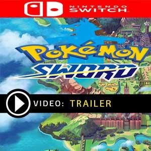Koop Pokemon Sword Nintendo Switch Goedkope Prijsvergelijke