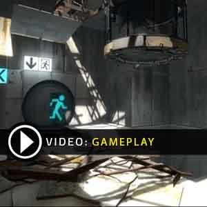 Portal 2 Online Multiplayer Gameplay