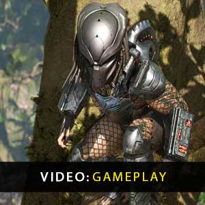 Predator Hunting Grounds Gameplay Video