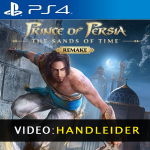 Prince of Persia The Sands of Time Remake Aanhangwagenvideo