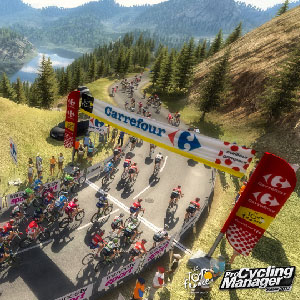 Pro Cycling Manager 2017 Gameplay Image