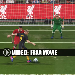 Pro Evolution Soccer 2018 Frag Movie