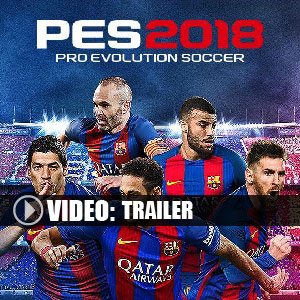 Koop Pro Evolution Soccer 2018 CD Key Compare Prices