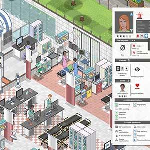 Project Hospital Personeel