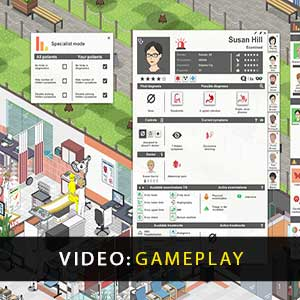 Project Hospital Gameplay Video
