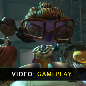 Psychonauts 2 Gameplay Video