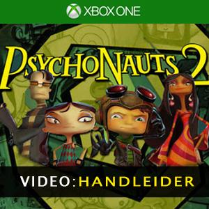 Psychonauts 2 Aanhangwagenvideo
