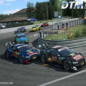 circuit en auto voor gratis races