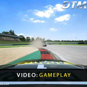 RaceRoom DTM Experience 2013 Gameplay Video