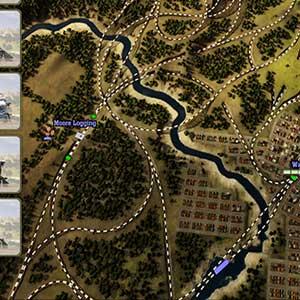 Railway Empire Kaart Overzicht