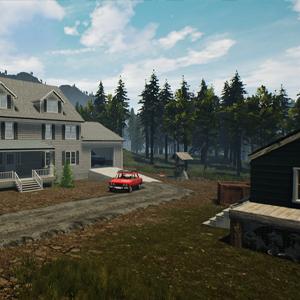 Ranch Simulator - Hoofdhuis