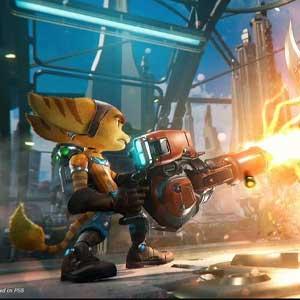 Ratchet & Clank Rift Apart PS5 De Enforcer