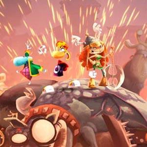 Rayman Legends - Overwinning