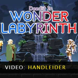 Record of Lodoss War Deedlit in Wonder Labyrinth Trailer Video