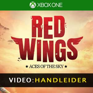 Red Wings Aces of the Sky Aanhangwagenvideo