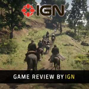Red Dead Redemption 2 gameplay video