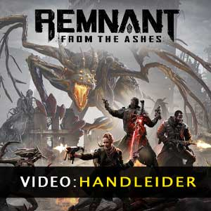 Remnant From The Ashes Video Trailer